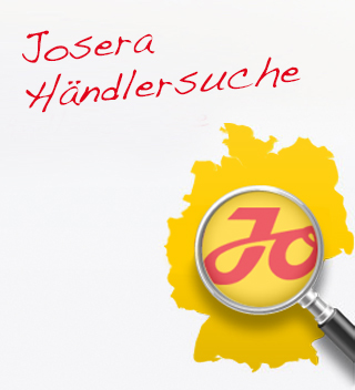 JOSERA-Pferdefutter Haendlersuche