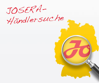 JOSERA-Pferdefutter-Klinke-Haendlersuche